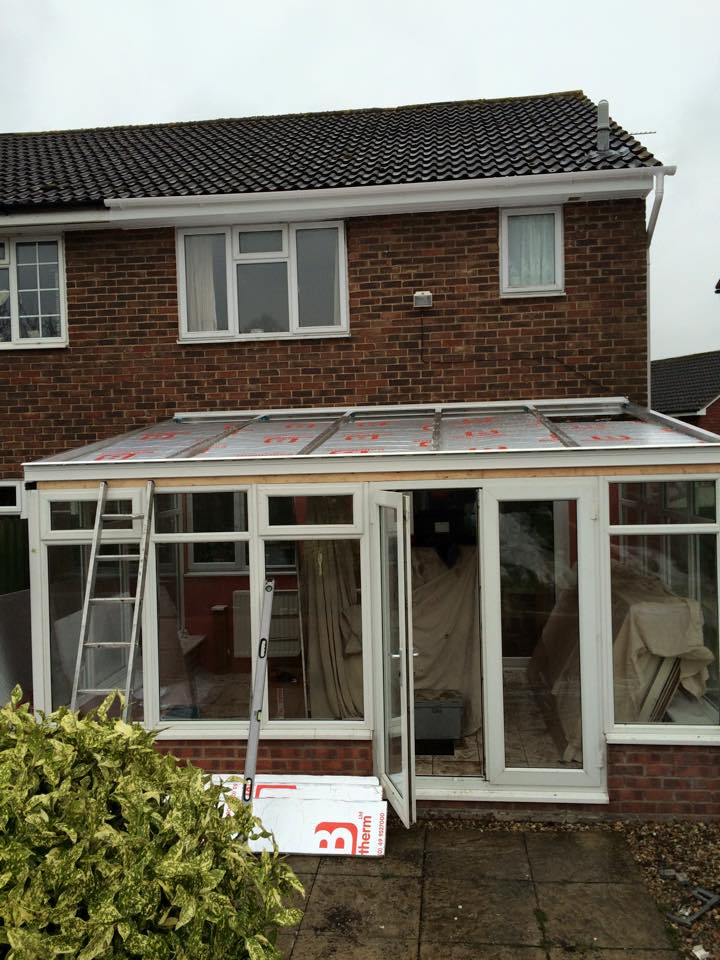 Gallery Warm Conservatory Roofs